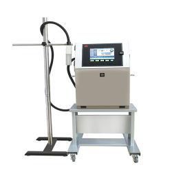Cartucho de tinta recarregáveis e chips de Reinicialização automática de impressoras jato de tinta on-line Digital Jic Máquina de codificação