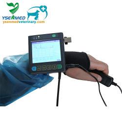 L'échographie portable Vet Animal numérique B/W échographe