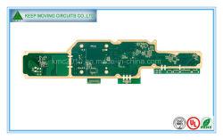 품질이 우수한 6 레이어 골드 플레이트 PCB