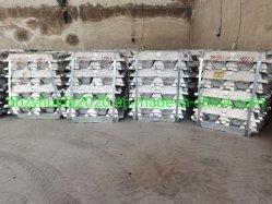 El 99,7% de la calidad de lingotes de aluminio/aluminio lingote A7 con precio razonable.