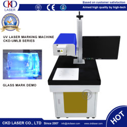 machine de marquage au laser UV pour tout le matériel PCB en PVC caoutchouc Métal en plastique