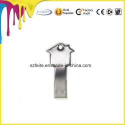 Metallschlüssel-USB-Flash-Speicher-Laufwerk 2.0