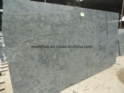 Uma qualidade do Atlântico grande laje de pedra de granito azul para decoração de cobertura superior do contador
