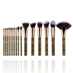 professionelles kosmetisches Pinsel-Set der Verfassungs-15PCS