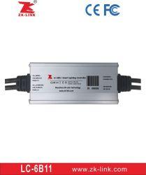 LED/ Rue lumière solaire 0-10V du contrôleur de lampe unique du tunnel distant avec ce certificat de la FCC (LC&-6B11)