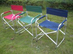 Nouveau design pliable bon marché en plein air camping léger en aluminium Aldi Directeur Président
