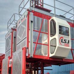 Grúa de construcción clientes OEM Ce Presupuesto Servicio de diseño agradable de mover el elevador vertical para la venta y alquiler de las empresas del sistema electrónico fiable y seguro de auto