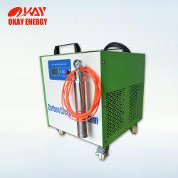 Автоматическое выключение Oxyhydrogen углеродных выбросов двигателя очистка оборудования цена