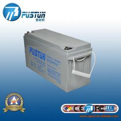 12V 150ahの3年のの手入れ不要のゲル電池保証(PTG150-12)