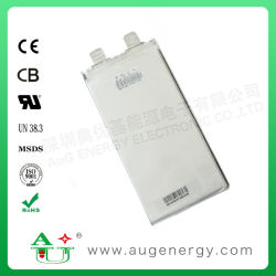 3.2V 8ah Li-Polymer-Plastik Batterie-Zellen-Lithium-Plastik-nachladbare Laptop-Batterie