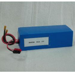 Personnalisé 37V 10Ah de l'alimentation batterie au lithium LiFePO4 pour l'E-Bike