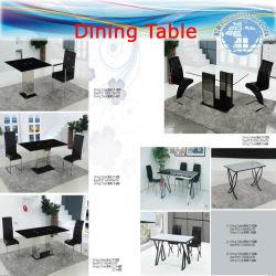 Ocean Zending (Leer tafel / PU stoel)