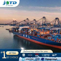 Services de transport maritime de conteneurs FCL Shenzhen Guangzhou Logistics Expédition de fret à Fremantle/Adelaide Australie
