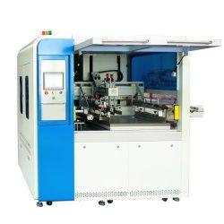 먼지 제거 Vt6090p-1를 가진 기계를 인쇄하는 자동적인 CCD 줄맞춤 Serigrafia 실크 스크린