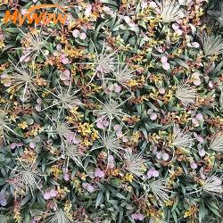 장식용 벽 장식 녹색 식물 인공 식물
