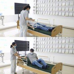 Posición prona ajustable suministro médico Manual Ortopedia tracción cama de enfermería Para cuidar a los mayores