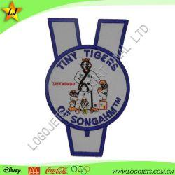 Benutzerdefinierte Taekwondo Sport Stickerei Patch