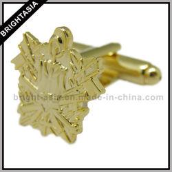 Soldado de ouro para o Link do manguito emblema do Exército Militar (BYH-10429)