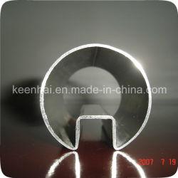 Китай Wolesale сварные трубы с прорезями из нержавеющей стали 304