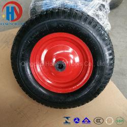 Barrow roda Pneumática de pneus de roda de borracha