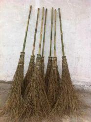 Bastone di bambù della scopa della pianta del giardino di Eco del rastrello amichevole dell'iarda