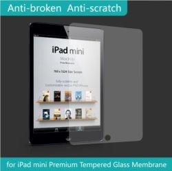 verre trempé protecteur d'écran Premium pour l'iPad2/3/4 et iPad Mini