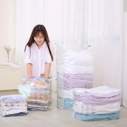 Não há necessidade de espaço de embalagem comprimido sem bomba de vedação de protecção de sacos de vácuo de armazenamento para roupas