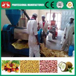 Faible prix de grande capacité Hpyl 600-1000kg d'huile presse-200/180