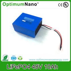 Batteria ricaricabile di LiFePO4 48V 10ah