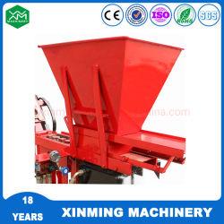 Xm2-25 Auto suelo arcilloso máquinas de moldeo por bloques de enclavamiento máquina de fabricación de ladrillos de Lego con menor precio