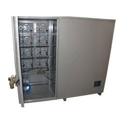 Revêtement en poudre automatique unité de commande de l'équipement de cas
