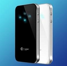 1500mAh Banque d'alimentation WS601 WCDMA EVDO WCDMA routeur 3G+Edge