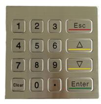[4إكس4] مادّة ترابط [ستينلسّ ستيل] معدن [أتم] [بينبد] لوحة أرقام صنع وفقا لطلب الزّبون لوحة أرقام