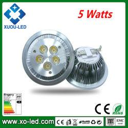 5W AR111 Dimmable LED Spotlighting