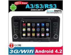 Sharingdigital радио с функцией RDS DVD проигрыватель мультимедиа для Audi A3