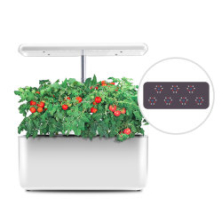 Design de mode moderne Indoor Smart pour les plantes de plus en plus de culture hydroponique de pots