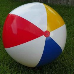 "16""18""21""24"" PVC inflable personalizados Pelota de playa (B1200)"