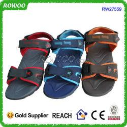 Los hombres baratos Universal Original zapato abierto Hiking Sandalia (RW27559B)