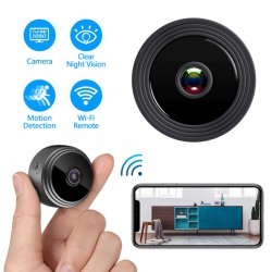Cctv camera blocker - mini spy camera wireless