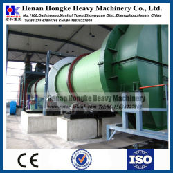 Carvão Slime secador rotativo