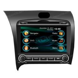 Aanraking Screen Car DVD Player voor KIA K3 GPS Navigation System