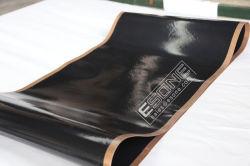 Tamanho personalizado Black Pulseira de PTFE de Transmissão Contínua da Correia Transportadora Oshima Fusing Correia da máquina para a fábrica de vestuário