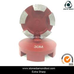 Китай металлический диск с отверстиями пола Diamond конкретные полировка