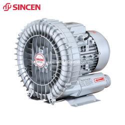 Ventilatore di aria gonfiabile caldo dell'impresa di piscicolture di vendite 10HP 7.5kw del ventilatore dell'anello