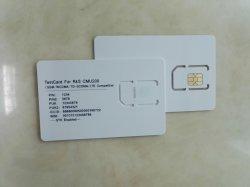 Prüfungs-Karte WCDMA des Handy-3G für Cmu200 SIM Mikro-SIM Karte der Karten-