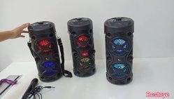 DJ専門の無線Bluetoothの可聴周波スピーカーボックスホームシアターの実行中のアンプのスピーカーPAのサウンド・システムの動力を与えられたスピーカー