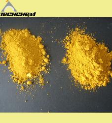Haute Couleur de l'étamage Oxyde de fer jaune (313) pour la peinture de pigments, de la brique, plastique
