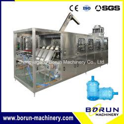 Caçamba de 5 galões de máquinas de enchimento de água potável filtrada
