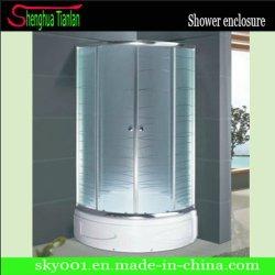 品質のセクターの熱いスライドガラスの閉鎖シャワー室(TL-523)