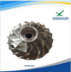 カスタマイズされたアルミ合金またはステンレス鋼の精密によって機械で造られる機械装置の機械化の部品を機械で造るCNC